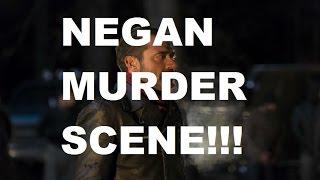The Walking Dead Season 7 - NEGAN MURDER SCENE!!!