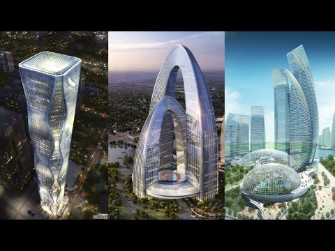 Future Beijing 2030: Tallest Under Construction and Proposed Projects
