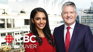 WATCH LIVE: CBC Vancouver News at 6 for Dec. 16 — Ride-Hailing, Therapist Regulations, Gabriel Klein