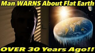 Man WARNS About Flat Earth OVER 30 Years Ago!! (RARE FOOTAGE) | Fe NEWS ep 4