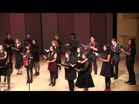 UCR Chamber Singers - Valentines (2-7-2017)