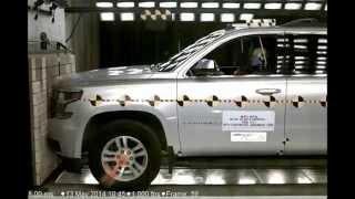 (v8748) 2015 Chevrolet Suburban & GMC Yukon XL NHTSA NCAP Frontal Impact