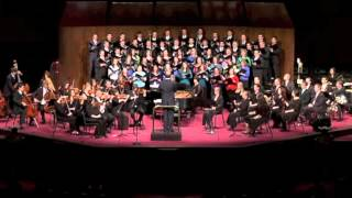 """O God, My Joy"" in concert"