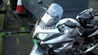 Download 12 11 09 - Honda CBF1000 GT Mp3 and Videos
