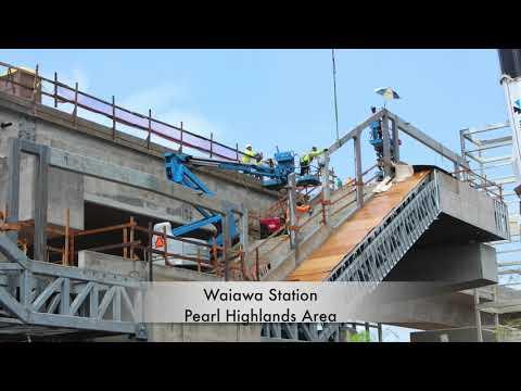 Construction Progress Video - March 2019
