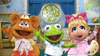 Muppet Babies Fun Kids Puzzle Games Video
