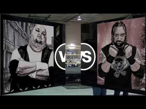 Big Frank Vanover VS Sully Larkin Street Fight Williamsburg KY KZW