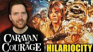 Caravan of Courage: An Ewok Adventure - Hilariocity Review