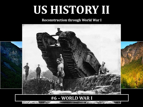 USH2 6 WORLD WAR I