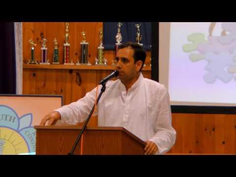 """My journey from Zero to Zero"" - Talk by Nikhil Koushik @ Region 1 Retreat USA on 26th May 2017"