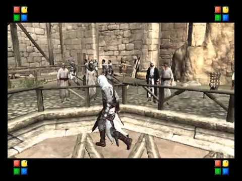 Assassins Creed PC System Requirements Performance Test - Unpixelated