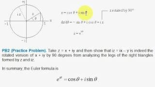 B3. The Euler Formula