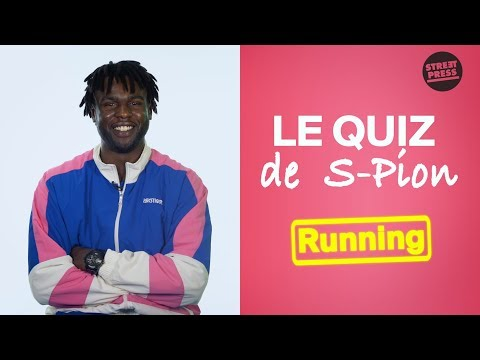 Youtube: Le quiz de S-Pion | Running