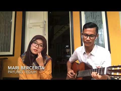 Payung Teduh Ft Icha - Mari Bercerita ( COVER )  by Tanti Berind