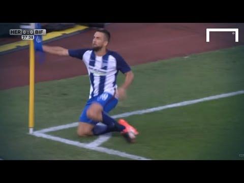Ibisevic scores wonder goal in europa league