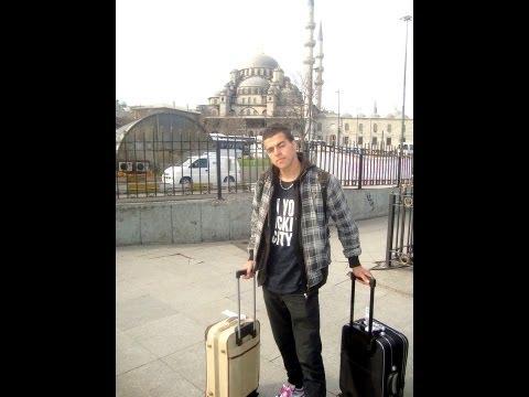 | Hicham Mallouli | Bboy NERvous Boy IN Turkie