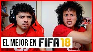 El mejor jugador de FIFA 18 - SPN Deportivo