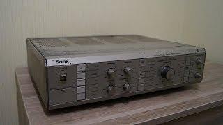 Барк 100У-068С-1. Частина 3: вимірювання характеристик і прослуховування
