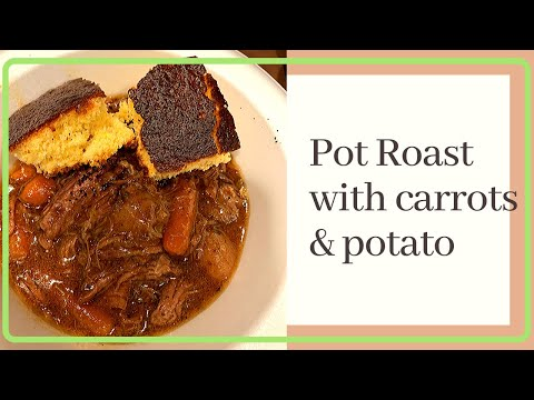 Best Flavorful Pot Roast For Winter   Cooking With Real Rita Lynn