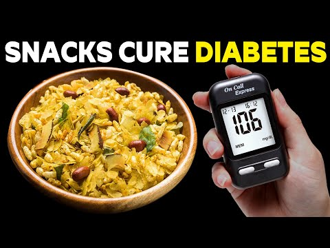 Snacks Cure Diabetes
