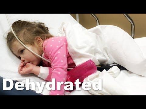 One Sick Toddler