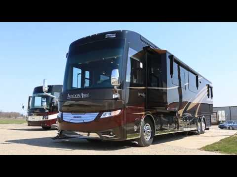 2017 Newmar London Aire Luxury Motor Coach Youtube