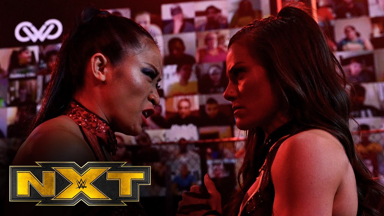 Kacy Catanzaro and Kayden Carter defeated Aliyah and Jessi Kamea - Post Dusty Cup