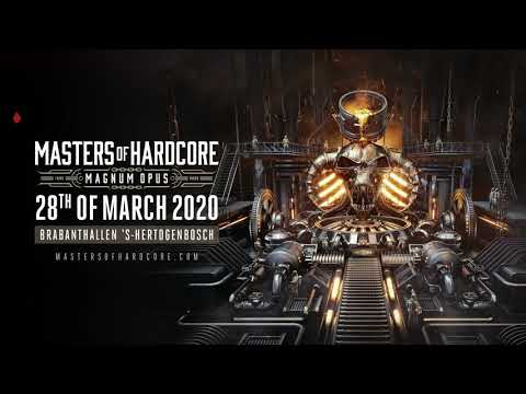 Masters Of Hardcore 2020 Warmup Mix By Jehuty (25 Years)