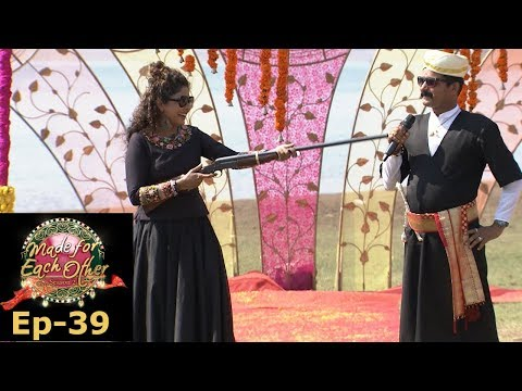 Made for Each Other I S2 EP-39 I Couples to Karnataka with a small twist I Mazhavil Manorama