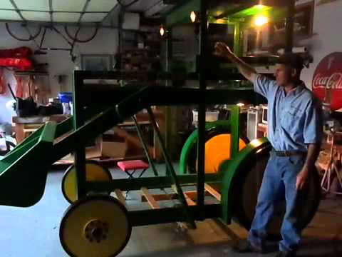 Tractor Bunkbed Youtube