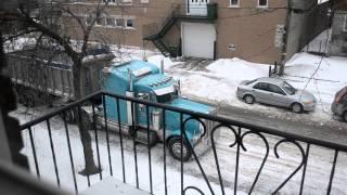 Snow Removal - Peterbilt Kenworth Mack Ford Dump Trucks