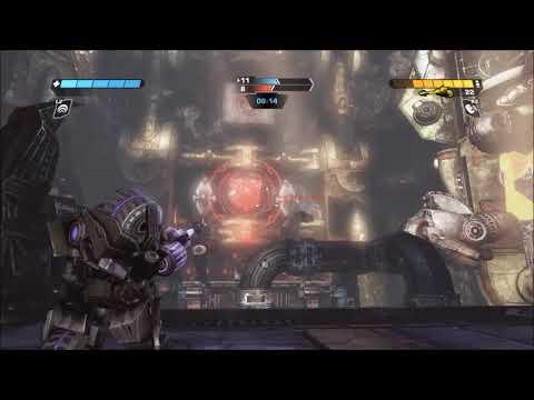 Transformers: WFC - 1v1 vs Cybertron555 (Leader)