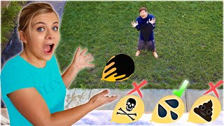 Try NOT To Pop The WRONG MYSTERY BALLOON! Mystery Hidden Punishments Inside!