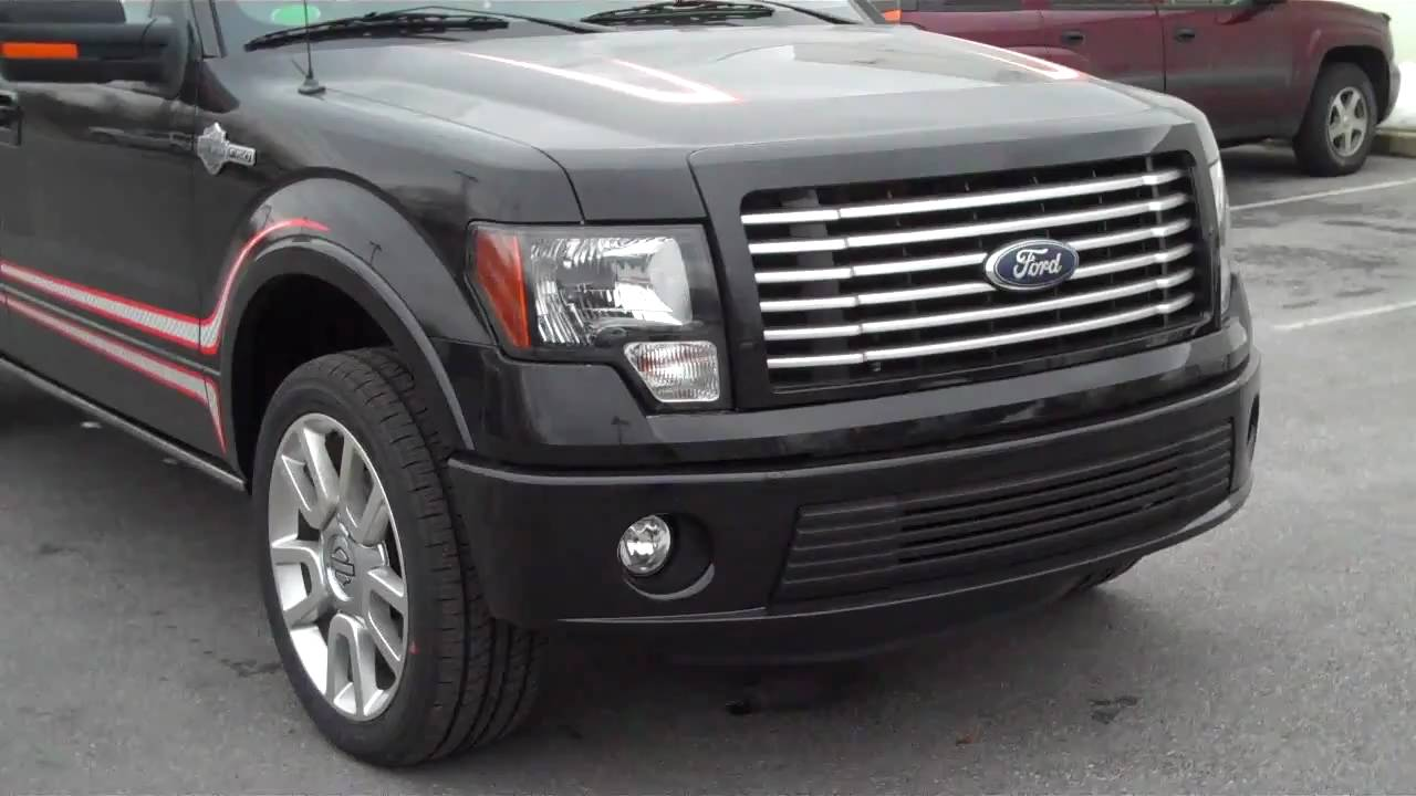 2011 Ford F 150 Harley Davidson For Sale Brian Hoskins Ford Youtube