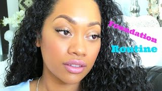 My Foundation Routine + How To Lose A Guy in 10 Seconds! Thumbnail