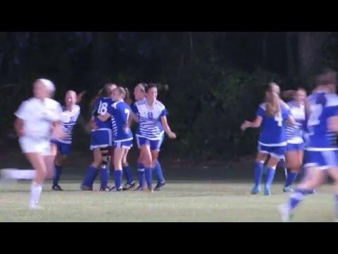 5/14/2016 - Caldwell Academy @ Arendell Parrott Academy - Olivia's Goal