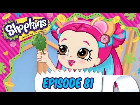 Shopkins Cartoon - Episode 81 – Keep in Touch | Cartoons For Children