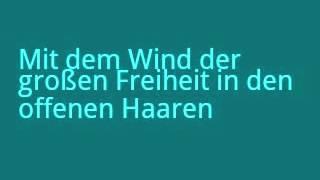 Lady Oscar Deutsches Intro Lyrics