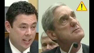 Jason Chaffetz Scolds Robert Mueller Like A Child When He Can't Answer A Basic Question!