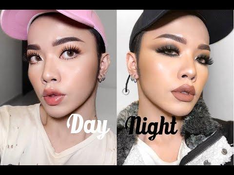 DAY TO NIGHT | MAKEUP TUTORIAL