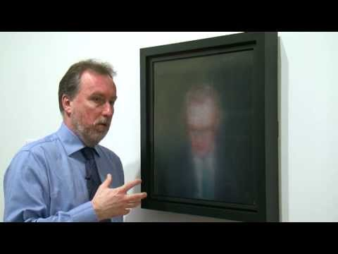 Paul Moorhouse: Gerhard Richter - Portraits, National Portrait Gallery, London (2009)
