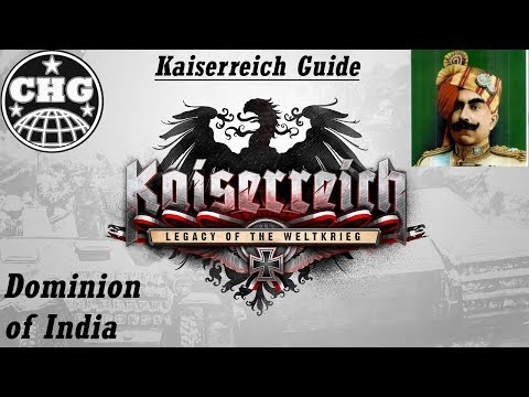 Kaiserreich Guide - The Dominion of India