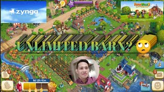 How to Make Unlimited Barn in Farmville 2 Country Escape   v64   100% Working screenshot 4