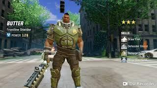 Hero hunter - gameplay