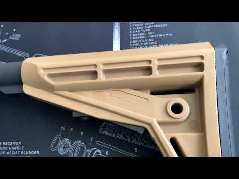 """Download Haenel CR223 Close up (12,5"""" barrel)"""