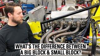 Big Block Vs  Small Block