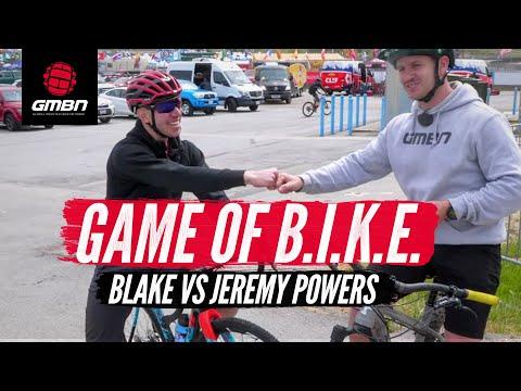 Sea Otter Game Of Bike | Blake Samson Vs Jeremy Powers