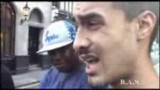 Best political rapper Lowkey