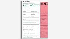 ALG 2 Antrag ausfüllen - Jobcenter Rhein-Neckar-Kreis