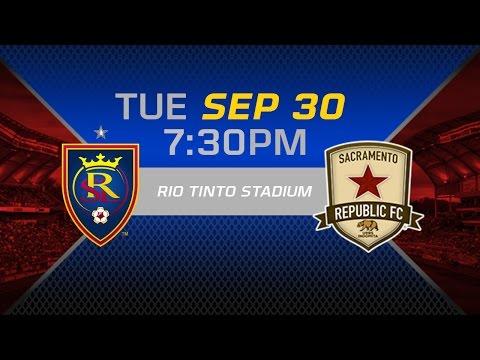 Real Salt Lake v Sacramento Republic FC